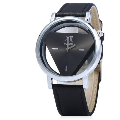 Hollow Analog Quartz Watch for Men Women