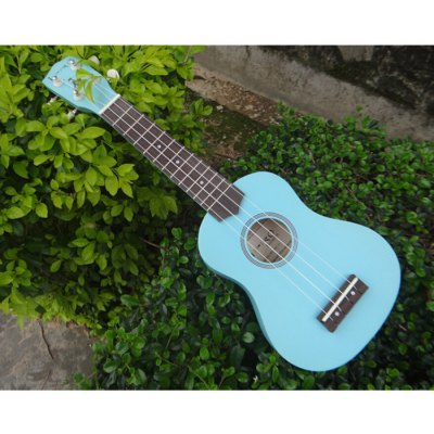21 inch Ukulele Basswood 4 String Guitar Ukuer for Children / Adult