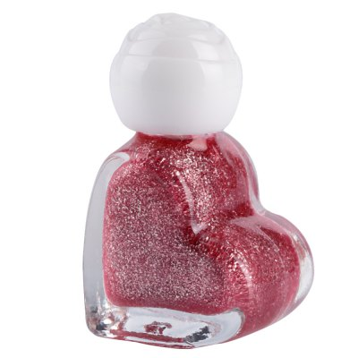 Love Bottles Environmental Protection Candy Color Nail Polish