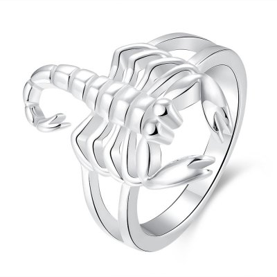 R739 Silver Plated New Design Finger Ring for Lady