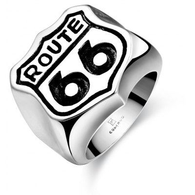 R171-10 Stylish Various Styles 316L Stainless Steel Punk Ring