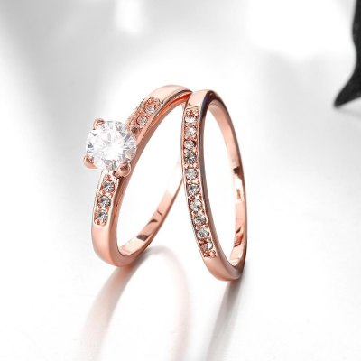 R020-A Nickle Free Antiallergic New Fashion Jewelry Gold Plated RingRings<br>R020-A Nickle Free Antiallergic New Fashion Jewelry Gold Plated Ring<br>