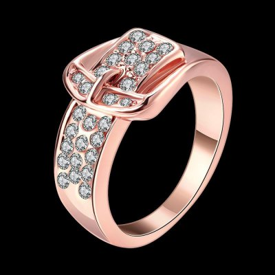 R063 Nickle Free Antiallergic New Fashion Jewelry Gold Plated RingRings<br>R063 Nickle Free Antiallergic New Fashion Jewelry Gold Plated Ring<br>