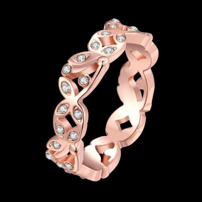 R025 Nickle Free Antiallergic New Fashion Jewelry Gold Plated RingRings<br>R025 Nickle Free Antiallergic New Fashion Jewelry Gold Plated Ring<br>