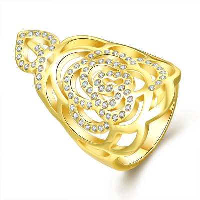 18K Plated Ring
