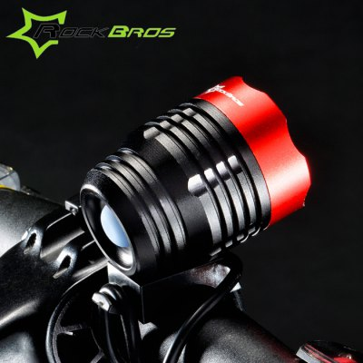 ROCKBROS T6 Cree 3 Modes 1200LM Bicycle Head Lamp