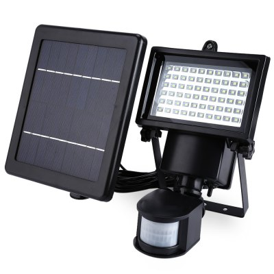 SL-60 LED Solar Security Lamps