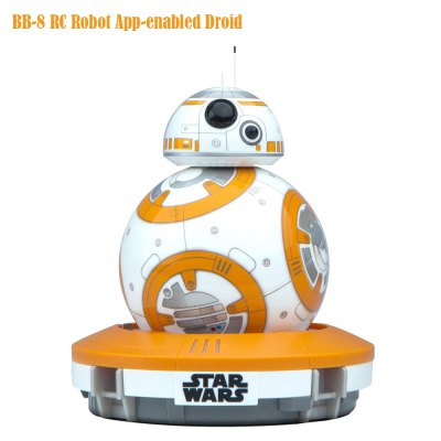 BB - 8 RC Robot App-enabled Droid