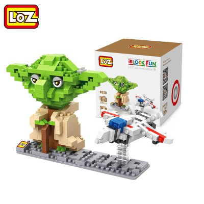 LOZ No. 9530 Building Block 390Pcs