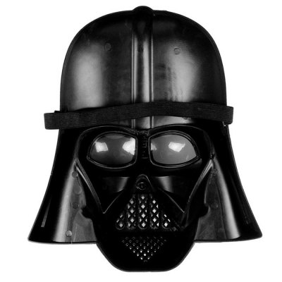 Darth Vader Party Plastic Mask for Cosplay GiftOutdoor Fun &amp; Sports<br>Darth Vader Party Plastic Mask for Cosplay Gift<br><br>Age: Above 14 years old<br>Feature Type: European and American<br>Material: Plastic<br>Package Contents: 1 x Mask<br>Package size (L x W x H): 6.00 x 6.00 x 6.00 cm / 2.36 x 2.36 x 2.36 inches<br>Package weight: 0.140 kg