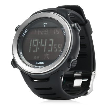 EZON L002 Men Radio Controlled Sports Watch