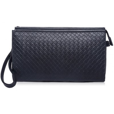 PU Leather Design Clutch Bag For Men