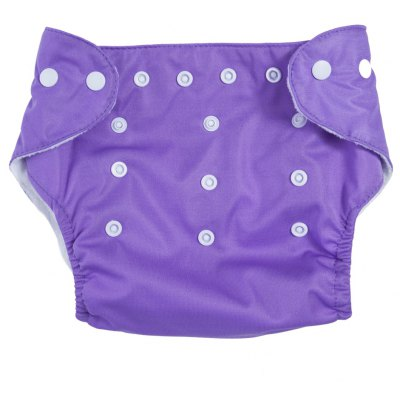 Reusable Adjustable Stretchy Washable Soft Babies Thickening Cloth Diaper