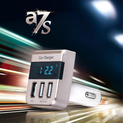 EGTONG A7S Car Charger Adapter