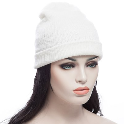 Winter Fashion Warm Knitted Beanie Hat Cap
