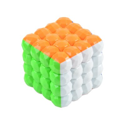 Round Bead Ball Style Colorful Cool Magic Cube 4 x 4 x 4 Educational Toy Kid GiftClassic Toys<br>Round Bead Ball Style Colorful Cool Magic Cube 4 x 4 x 4 Educational Toy Kid Gift<br><br>Type: Magic Cubes<br>Difficulty: 4x4x4<br>Material: ABS<br>Age: Above 8 year-old<br>Package weight: 0.153 kg<br>Package size (L x W x H): 7.20 x 7.20 x 7.20 cm / 2.83 x 2.83 x 2.83 inches<br>Package Contents: 1 x Magic Cube