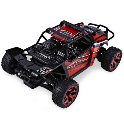ZC RC 333 - GS04B X - Knight Extreme 1 : 18 Scale 2.4G Speed 4 Wheel Drive Remote Control Buggy