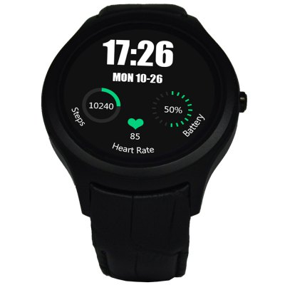 NO.1 D5 Android 4.4 Smart Watch WIFI GPS SmartwatchSmart Watches<br>NO.1 D5 Android 4.4 Smart Watch WIFI GPS Smartwatch<br><br>Brand: NO.1<br>Built-in chip type: MTK6572<br>Bluetooth version: Bluetooth 4.0<br>RAM: 512MB<br>ROM: 4GB<br>Waterproof: Yes<br>IP rating: Life water resistance<br>Bluetooth calling: Phonebook<br>Messaging: Message checking<br>Health tracker: Heart rate monitor,Pedometer<br>Remote control function: Remote music<br>Notification: Yes<br>Notification type: Facebook<br>Other function: Alarm,Barometer,GPS,WiFi<br>Screen: IPS<br>Screen resolution: 360 x 360<br>Screen size: 1.3 inch<br>Operating mode: Touch Screen<br>Type of battery: Polymer lithium battery<br>Battery Capacty: 450mAh<br>Charging time: About 2hours<br>Standby time: About 4 days<br>People: Female table,Male table<br>Shape of the dial: Round<br>Case material: Aluminium Alloy<br>Band material: Leather<br>Compatible OS: Android,IOS<br>Compatability: Android 4.3 / iOS 7.0 or above system<br>Language: Arabic,Czech,Danish,English,Filipino,Finnish,French,German,Greek,Hebrew,Indonesian,Italian,Korean,Latvian,Lithuanian,Malay,Myanmar,Norwegian,Persian,Polish,Portuguese,Romanian,Russian,Simplified Chine<br>Available color: Black,Silver<br>Dial size: 4.6 x 4.6 x 1.3 cm / 1.81 x 1.81 x 0.51 inches<br>Wearing diameter: 18 - 22 cm / 7.09 - 8.66 inches<br>Product size (L x W x H): 25.60 x 4.60 x 1.30 cm / 10.08 x 1.81 x 0.51 inches<br>Package size (L x W x H): 12.00 x 10.00 x 8.00 cm / 4.72 x 3.94 x 3.15 inches<br>Product weight: 0.060 kg<br>Package weight: 0.243 kg<br>Package Contents: 1 x NO.1 D5 Smart Watch, 1 x Charging Dock, 1 x USB Charging Cable, 1 x Chinese and English Manual