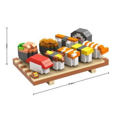 loz-1360pcs-9392-delicious-food-sushi-set-meal-building-block-toy-for-enhancing-social-cooperation-ability