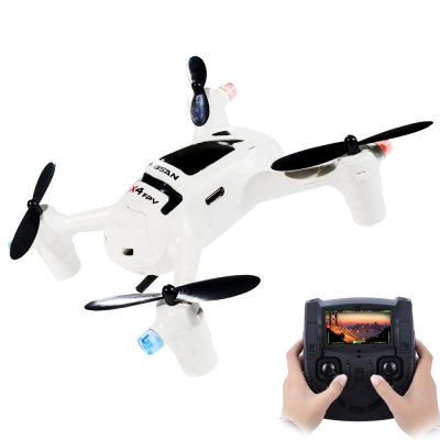 New Version Hubsan FPV X4 Plus H107D+ With 2MP 720P Wide Angle HD Camera Remote Control Quadcopter  $143.17