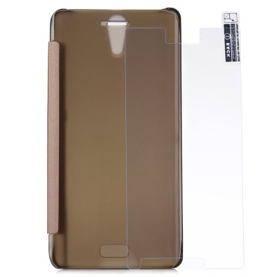 Original Bluboo Xtouch Tempered Glass Screen Protector + Protective Case