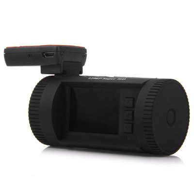 MINI 0826 1.5 inch 1296P HD LCD Screen GPS Car DVR CamcorderCar DVR<br>MINI 0826 1.5 inch 1296P HD LCD Screen GPS Car DVR Camcorder<br><br>Model: MINI 0826<br>Type: Full HD Dashcam,HD Car DVR Recorder<br>Chipset Name: Ambarella<br>Chipset: Ambarella A7LA50<br>Image Sensor: Other<br>Max External Card Supported: TF 64G (not included)<br>Class Rating Requirements: Class 10 or Above<br>Screen size: 1.5inch<br>Screen type: TFT<br>Battery Type: Built-in<br>Battery Capacity (mAh?: 330mAh<br>Charge way: Car charger,USB charge by PC<br>Working Time: 20 minutes<br>Working Voltage: 5V<br>Wide Angle: 135 degree wide angle lens<br>Lens Size: 14mm<br>Video format: MOV<br>Video Resolution: 1080P (1920 x 1080),1296P (2304 x 1296),2560 x 1080,720P (1280 x 720)<br>Video System: NTSC,PAL<br>Video Frame Rate: Very fine<br>Video Output : AV-Out,HDMI<br>Image Format : JPG<br>Audio System: Built-in microphone/speacker (AAC)<br>Exposure Compensation: +2,-2,0<br>White Balance Mode: Auto,Cloudy,Daylight,Fluorescent,Tungsten<br>Waterproof: No<br>Waterproof Rating : No<br>Motion Detection Distance: According to the change of recording<br>Night vision : No<br>Night Vision Distance: No<br>GPS: Yes<br>WDR: Yes<br>HDR: Yes<br>Anti-shake: No<br>Language: English,Russian,Simplified Chinese<br>Parking Monitoring: No<br>Operating Temp.: 0 - 60 Deg.C<br>Power Cable Length: 3m<br>Product weight: 0.076 kg<br>Package weight: 0.495 kg<br>Product size (L x W x H): 4.60 x 3.90 x 8.00 cm / 1.81 x 1.54 x 3.15 inches<br>Package size (L x W x H): 14.20 x 10.70 x 8.50 cm / 5.59 x 4.21 x 3.35 inches<br>Package Contents: 1 x Mini 0826 HD DVR, 1 x USB Cable, 1 x Lens Cleaning Cloth, 3 x 3M Sticker, 1 x Car Adapter, 1 x GPS, 1 x Film, 1 x CPL, 6 x Cable Clip