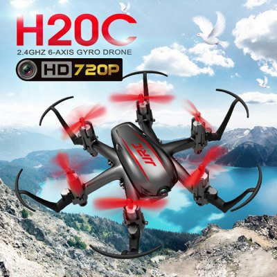 JJRC Mini H20C 2.4G 6-Axis 4CH Hexacopter with 2.0MP 720P Camera