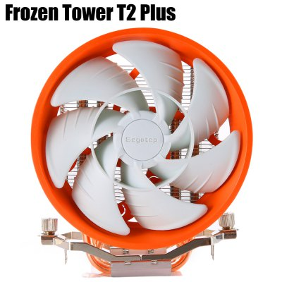 Segotep Frozen Tower T2 Plus 95W Heat Pipe Heatsink