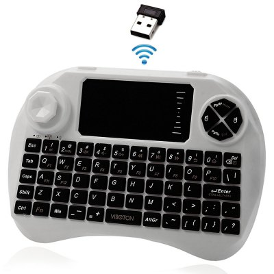 Viboton Mini 2.4GHz Wireless Keyboard