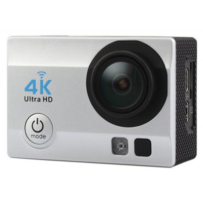 Q3H 4K Ultra HD WiFi Action Camera