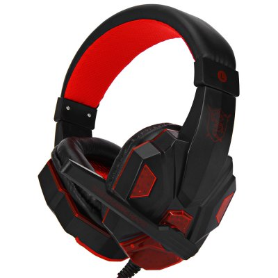 PC780 Stereo Gaming Headphones Headsets
