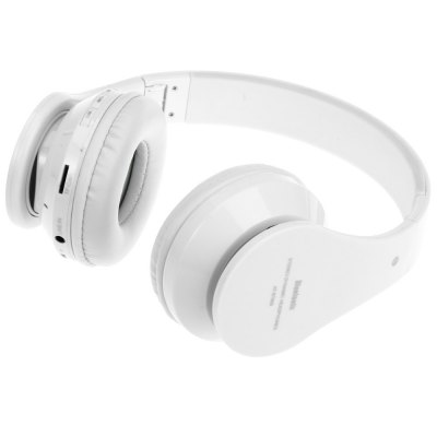 AT-BT809 Bluetooth Foldable Stereo Headphones StretchableBluetooth Headphones<br>AT-BT809 Bluetooth Foldable Stereo Headphones Stretchable<br><br>Application: Portable Media Player, Computer, Mobile phone<br>Bluetooth: Yes<br>Bluetooth distance: W/O obstacles ?10m<br>Bluetooth mode: Hands free<br>Bluetooth protocol: A2DP,AVRCP,HFP,HSP<br>Bluetooth Version: V4.1<br>Color: Black,Green,White<br>Compatible with: Computer<br>Connecting interface: TF card, Micro USB, 3.5mm<br>Connectivity: Wireless<br>Driver unit: 40mm<br>External Memory: TF card<br>FM frequency range: 2.4Hz-2.4835GHz<br>Function: Song Switching, Noise Cancelling, Microphone, Voice control, Bluetooth, Answering Phone<br>Impedance: 32ohms<br>Model: AT-BT809<br>Music Time: 6h<br>Package Contents: 1 x Headphones, 1 x USB Cable, 1 x 3.5mm Audio Cable, 1 x Chinese and English User Manual<br>Package size (L x W x H): 18.20 x 8.50 x 18.80 cm / 7.17 x 3.35 x 7.4 inches<br>Package weight: 0.4320 kg<br>Product size (L x W x H): 17.70 x 8.30 x 17.30 cm / 6.97 x 3.27 x 6.81 inches<br>Product weight: 0.1950 kg<br>Standby time: 180h<br>Type: On-ear<br>Wearing type: Headband