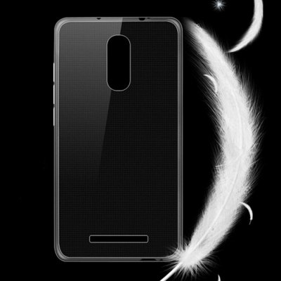 TPU Material Back Cover Case for XIAOMI REDMI NOTE 3Cell Phone Accessories<br>TPU Material Back Cover Case for XIAOMI REDMI NOTE 3<br><br>Available Color: Transparent<br>Compatible models: XIAOMI REDMI NOTE 3<br>Features: Back Cover<br>For: Mobile phone<br>Material: TPU<br>Package Contents: 1 x Back Case<br>Package size (L x W x H): 16.00 x 8.60 x 1.80 cm / 6.3 x 3.39 x 0.71 inches<br>Package weight: 0.0360 kg<br>Product size (L x W x H): 15.00 x 7.60 x 0.80 cm / 5.91 x 2.99 x 0.31 inches<br>Product weight: 0.0150 kg