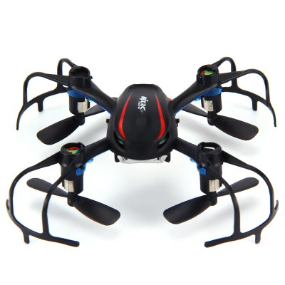 MJX X902 2.4GHz 4CH 6 Axis Gyroscope 3D Rollover RC Quadcopter with Light