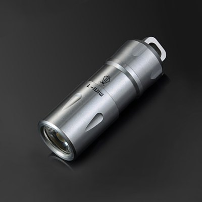 JETBeam MINI-1 Silver Flashlight