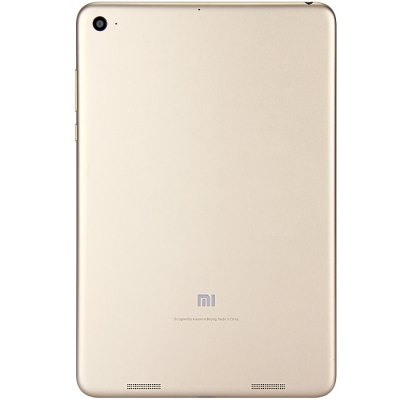 XiaoMi Mi Pad 2Tablet PCs<br>XiaoMi Mi Pad 2<br><br>3.5mm Headphone Jack: Yes<br>AC adapter: 100-240V 5V 2A<br>Additional Features: Compass, Bluetooth, E-book, Gravity Sensing System, Gyroscope, Browser, MP3, MP4, Wi-Fi, Proximity Sensing System<br>Back camera: 8.0MP<br>Battery / Run Time (up to): 5 hours video playing time<br>Battery Capacity(mAh): 6190mAh<br>Bluetooth: Yes<br>Brand: Xiaomi<br>Camera type: Dual cameras (one front one back)<br>Charger: 1<br>Core: 1.44GHz, Quad Core<br>CPU: Intel Atom X5-Z8500<br>CPU Brand: Intel<br>Front camera: 5.0MP<br>G-sensor: Supported<br>GPU: Intel HD Graphic<br>MIC: Supported<br>MS Office format: PPT, Excel, Word<br>Music format: AAC, WMA, OGG, MP3<br>OS: Windows 10<br>Package size: 23.00 x 16.00 x 5.50 cm / 9.06 x 6.3 x 2.17 inches<br>Package weight: 0.7310 kg<br>Picture format: JPEG, GIF, BMP, PNG<br>Pre-installed Language: Simplified/Traditional Chinese, English, Bahasa Indonesia, Bahasa Melayu, Catalan, Czech, Dansk, German, Eesti, English, Spanish, Filipino, French, Hrvatski, Italian, Latvian, Lithuanian, Magyar, Dutc<br>Product size: 20.04 x 13.26 x 0.70 cm / 7.89 x 5.22 x 0.28 inches<br>Product weight: 0.3220 kg<br>RAM: 2GB<br>ROM: 64GB<br>Screen resolution: 2048 x 1536 (QXGA)<br>Screen size: 7.9 inch<br>Screen type: Retina, IPS<br>Skype: Supported<br>Speaker: Supported<br>Support Network: WiFi<br>Tablet PC: 1<br>Type: Tablet PC<br>Type-C: Yes<br>Video format: M4V, WMV, MPEG4, MKV, 3GP, H.264, AVI<br>Video recording: Yes<br>WIFI: 802.11 a/b/g/n/ac wireless internet<br>Youtube: Supported