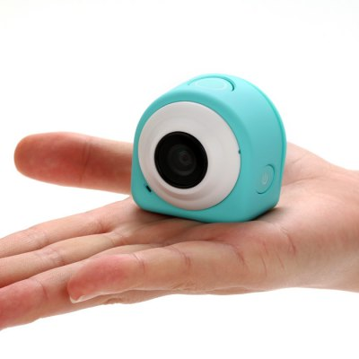 Smart 1080P HD Adhesive Mini WiFi Camera