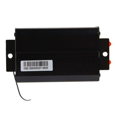 TK103B GPS SMS GPRS Vehicle Tracker LocatorCar GPS Tracker<br>TK103B GPS SMS GPRS Vehicle Tracker Locator<br><br>GPS Positioning Precision  : 5M<br>GPS Sensitivity: - 159 dBm<br>GPS Signal: GSM 850/900/1800/1900MHz<br>GPS Start Time: Cold status:45s, Warm status:35s, Hot status:1s<br>Model: TK103B<br>Network : GPRS,GSM<br>Package Contents: 1 x TK103B GPS SMS GPRS Vehicle Tracker, 1 x GPS Antenna, 1 x Microphone, 1 x GSM Antenna, 1 x Wire, 1 x Relay, 1 x Keyless Entry, 1 x Card Slot, 1 x Bilingual User Manual In English and Chinese<br>Package size (L x W x H): 8.90 x 6.10 x 3.20 cm / 3.5 x 2.4 x 1.26 inches<br>Package weight: 0.5800 kg<br>Pre-loaded Maps: No<br>Product size (L x W x H): 7.90 x 5.10 x 2.20 cm / 3.11 x 2.01 x 0.87 inches<br>Product weight: 0.1020 kg<br>Radar: No<br>Type: GPS, Tracker<br>Voltage Range: 12V - 24V<br>Waterproof: No