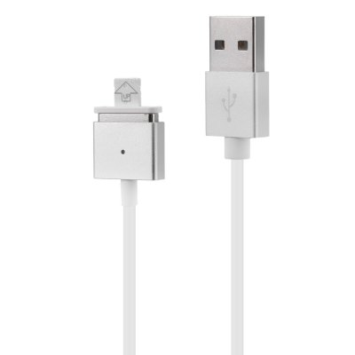 XCOSO Magnetic 8Pin Charge Data Sync Round Cable 1m