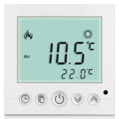 TS-C16 LCD Display Thermostat