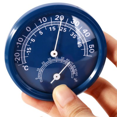TH108 2 in 1 Temperature Humidity Meter