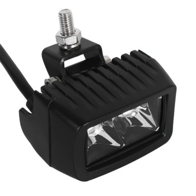DY608 10W Car Spotlight HeadlampCar Headlights<br>DY608 10W Car Spotlight Headlamp<br><br>Apply lamp position : External Lights<br>Connector: Cable Connector<br>Emitting color: White<br>Feature: Spotlight<br>LED/Bulb quantity: 2<br>Lumens: 1000LM<br>Material: Metal<br>Package Contents: 1 x Car Work Lamp Bar ( 45cm Length Cable ), 1 x Bracket, 2 x Screw, 2 x Nut, 2 x Gasket<br>Package size (L x W x H): 9.50 x 9.00 x 7.00 cm / 3.74 x 3.54 x 2.76 inches<br>Package weight: 0.250 kg<br>Power: 10W<br>Product size (L x W x H): 7.50 x 6.20 x 4.50 cm / 2.95 x 2.44 x 1.77 inches<br>Type: Headlights<br>Type of lamp-house : LED<br>Voltage: 10V-30V