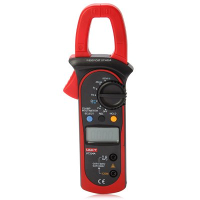UNI-T UT204A LCD Digital Clamp Multimeter