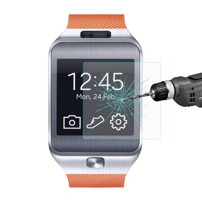 Hat-Prince Screen Protector for Samsung Gear 2 R380