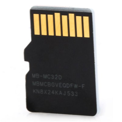 Original Samsung UHS-1 32GB Micro SDXC Memory CardMemory Cards<br>Original Samsung UHS-1 32GB Micro SDXC Memory Card<br><br>Brand: SAMSUNG<br>Certificate: CE,FCC<br>Class Rating: Class 10<br>Memory Capacity: 32G<br>Memory Card Type: SDXC<br>Package Contents: 1 x Original Samsung 32GB Micro SDXC Memory Card<br>Package size (L x W x H): 13.90 x 9.00 x 1.20 cm / 5.47 x 3.54 x 0.47 inches<br>Package weight: 0.032 kg<br>Product size (L x W x H): 1.60 x 1.20 x 0.20 cm / 0.63 x 0.47 x 0.08 inches<br>Product weight: 0.001 kg<br>Read Speed: 80MB/s<br>Type: Memory Card<br>Write Speed: 20MB/s
