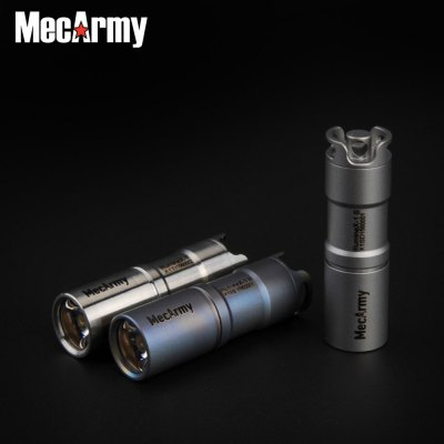 MecArmy illumineX - 1 CREE XP - G2 Mini LED Flashlight