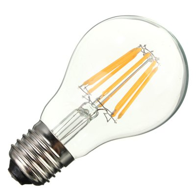 10PCS BRELONG 8W E27 800LM COB LED Edison BulbEdison Bulbs<br>10PCS BRELONG 8W E27 800LM COB LED Edison Bulb<br><br>Angle: 360 degree<br>Available Light Color: Warm White,White<br>Brand: BRELONG<br>CCT/Wavelength: 3000-3500K,5500-6000K<br>Emitter Types: COB<br>Features: Retro Edison Style, Long Life Expectancy, Energy Saving<br>Function: Studio and Exhibition Lighting, Commercial Lighting, Home Lighting<br>Holder: E27<br>Lifespan: 30000h<br>Luminous Flux: 800Lm<br>Output Power: 8W<br>Package Contents: 10 x BRELONG E27 LED Light Bulb<br>Package size (L x W x H): 26.00 x 11.00 x 11.00 cm / 10.24 x 4.33 x 4.33 inches<br>Package weight: 0.540 kg<br>Product size (L x W x H): 25.00 x 10.00 x 10.00 cm / 9.84 x 3.94 x 3.94 inches<br>Product weight: 0.300 kg<br>Sheathing Material: Glass<br>Total Emitters: 8<br>Type: Edison Bulb<br>Voltage (V): AC 220