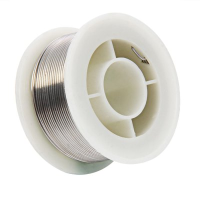 15m Tin Lead Welding Iron Wire ReelSoldering Supplies<br>15m Tin Lead Welding Iron Wire Reel<br><br>Color: Silver<br>Material: Tin<br>Package Contents: 1 x 15m Tin Lead Welding Iron Wire Reel<br>Package size (L x W x H): 15.2 x 9.8 x 3.8 cm / 5.97 x 3.85 x 1.49 inches<br>Package weight: 0.132 kg<br>Product size (L x W x H): 5.6 x 5.6 x 2.8 cm / 2.20 x 2.20 x 1.10 inches<br>Product weight: 0.100 kg<br>Special function: Soldering