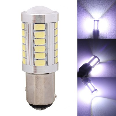 MZ 1157-33-5630SMD 12V 16.5W Car LED Brake LightOthers Car Lights<br>MZ 1157-33-5630SMD 12V 16.5W Car LED Brake Light<br><br>Apply lamp position : External Lights<br>Connector: 1157<br>Emitting color: White<br>Feature: Easy to use<br>LED Type: SMD 5630<br>LED/Bulb quantity: 33<br>Lumens: 900lm<br>Material: Metal, Plastic<br>Package Contents: 1 x LED Light<br>Package size (L x W x H): 12.00 x 8.00 x 2.00 cm / 4.72 x 3.15 x 0.79 inches<br>Package weight: 0.0500 kg<br>Power: 16.5W<br>Product size (L x W x H): 5.25 x 1.90 x 1.90 cm / 2.07 x 0.75 x 0.75 inches<br>Product weight: 0.0180 kg<br>Type: Daytime Running Lights, Brake Lights<br>Type of lamp-house : LED<br>Voltage: 12V