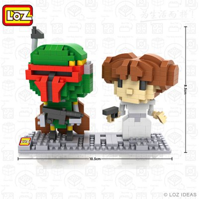 LOZ 400Pcs IQ Training Family Game Perfect GiftBlock Toys<br>LOZ 400Pcs IQ Training Family Game Perfect Gift<br><br>Age: 14 Years+<br>Applicable gender: Unisex<br>Brand: LOZ<br>Design Style: Figure Statue<br>Features: Movie and TV<br>Material: ABS<br>Package Contents: 400 x Building Block, 1 x English Manual<br>Package size (L x W x H): 8.50 x 8.50 x 8.50 cm / 3.35 x 3.35 x 3.35 inches<br>Package weight: 0.130 kg<br>Product Model: No. 9531<br>Puzzle Style: 3D Puzzle<br>Small Parts : Yes<br>Type: Building Blocks<br>Washing: Yes